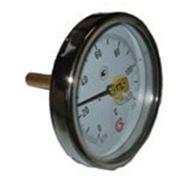 """Термометр бт-31 dy63 с задн. подкл., 1/2"""" 0-160* фото"""
