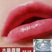 Маска для губ разглаживающая, придающая объем на основе коллагена фото