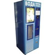 Автомат для очистки воды и ее продажи фото