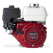 Двигатель бензиновый Honda GX200 SXE5 фото