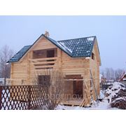 Проекты дом + баня фото