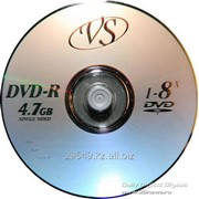 Диск DVD+R 1X-8X Dowble Said 9.4 gb 240 min Newsun фото