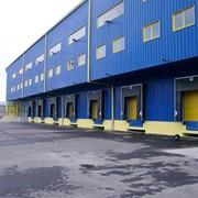 Промышленное здание фото