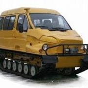 Вездеход гусеничный ГАЗ 34091 БОБР фото