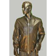 Куртка кожаная EM 44745 фото