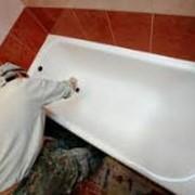 Реставрация ванн акриловым вкладышем. Киев ЧП Новая ванна фото