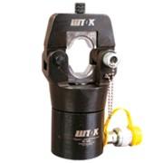 Пресс гидравлический ПГ-400+, обжимка,ПГ-400+,пресс ручной гидравлический,инструмент для обжимки наконечников, инструмент для обжимки гильз кабельных, пресс ручний гідравлічний,голова для обжимки гидравлическая. фото