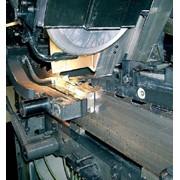 Рамные пилы для вертикальных лесопильных рам (разведенные, плющенные) фото