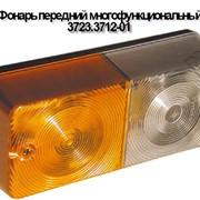 Фонарь передний многофункциональный 3723.3712-01, с секциями габаритного огня, указателя поворота, без провода массы фото