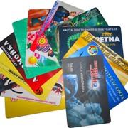 Персонализация пластиковых карточек в Костанае, Казахстан, Декард фото