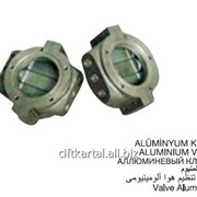 Аллюминиевый клапан фото