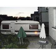 Прицеп дача, дом на колёсах, трейлер FENDT 545 ПРОДАН фото