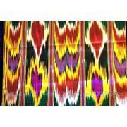 Ткань хан-атлас (образец №5) фото