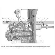 Проводка к блоку управления ГАЗель (УМЗ-4216 двигатель, Евро-3 (2-катушки зажигания) фото