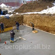 Бетон для фундамента в Кишиневе фото