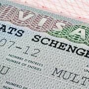 Шенген Виза - 95 €! Оплата по факту!!! Только паспорт и фото!!! фото