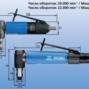 Угловая шлифовальная машина PWS 3/200 DH Число оборотов: 20.000 min-1 / Мощность: 220 Watt фото