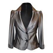 Пиджак женский на заказ. Пошив женской одежды фото