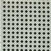 Черные кружки в белой сетке фото