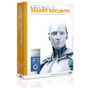 ESET NOD32 Smart Security на 1год на 3ПК или продление на 20 мес фото