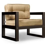 Садовое кресло Астер Венге фото