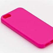 Vancl чехол-накладка розовый фото