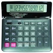 Калькулятор citizen sdc-365lt фото