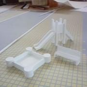 Обработка изделий из пластмасс, композитов фото