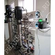 Установка для получения воды для медицинских и фармацевтических целей серии ОСМОТЕК фото