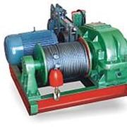 Лебедка электрическая TOR (JM) г/п 2,0 тн Н=150 м (б/каната) TOR фото
