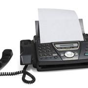 Телефон факс фото