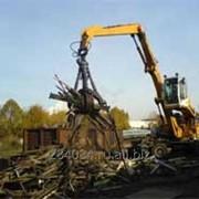 Приём чёрного лома в Железнодорожном. Демонтаж и вывоз металлоконструкций. фото