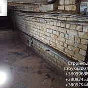 Замена лежака на чердаке или в подвале в Харькове фото