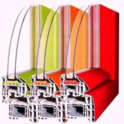 Покраска окон и профиля ПВХ по швейцарской технологии FEYCO AG фото