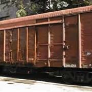 Ремонт крытых вагонов фото