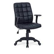 Кресло компьютерное Halmar FARGO (черный) фото