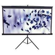 Проекционный экран T120UWV1 Black Cas ELITE SCREENS (T120UWV1) фото