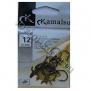 Крючок рыболовный Kamalsu № 12 фото