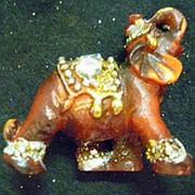 Сувенир Слон 4436 4,5х5см (оптом - 7 штук) фото