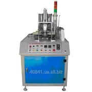 Машина для производства бумажных коробок для лапши из картона с двусторонней ламинацией KD-LSB фото