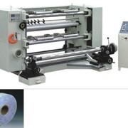 Вертикальная автоматическая бобинорезательная разделительная машина PULFQ-1300a фото
