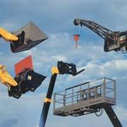 Навесное оборудование и рабочие органы