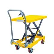 Стол подъемный TOR SP500 г/п 500 кг, подъем - 340-900 мм фото