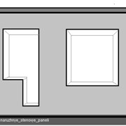 Наружные стеновые панели фото