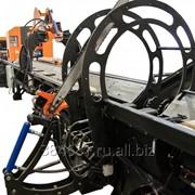 Стационарный раскряжевочный узел ЭПЧ-3.РТУГ-900 Оптимум гидравлический фото