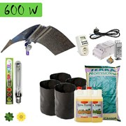Indoor Grow Kit Soil 600w - BASIC фото