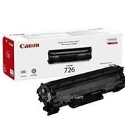 Услуга заправки картриджа Canon 726 для лазерных принтеров