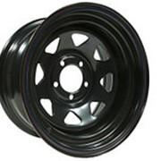 ORW ORW диск стальной 5х114.3 15х8 ET -19 d84 черный фото