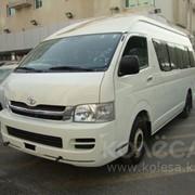 Развозка персонала в Алматы микроавтобусы и автобус фото