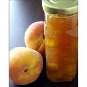 Джем персиковый фото
